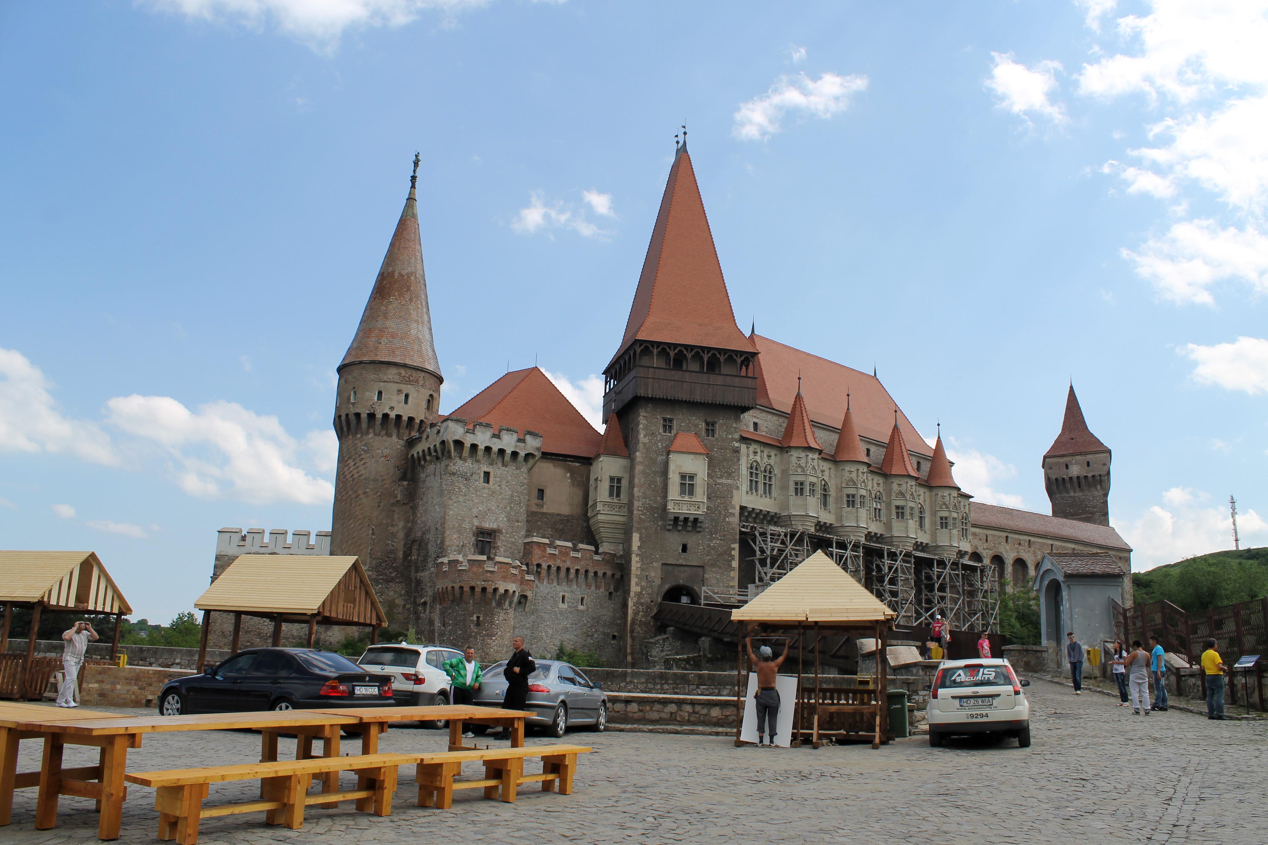 מצודת קורבין חונדוארה
